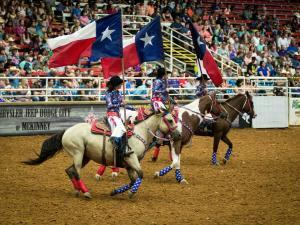 Small Town Texas Rodeos 300x225