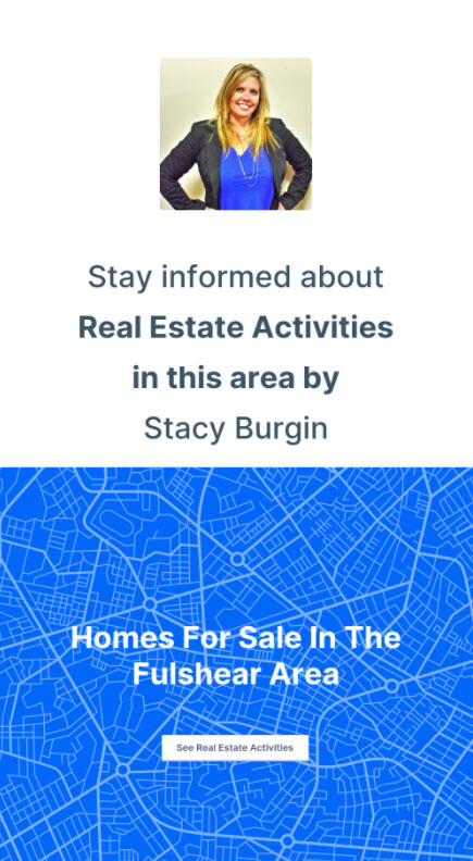 Stacy Burgin Homes For Sale In the Fulshear Area